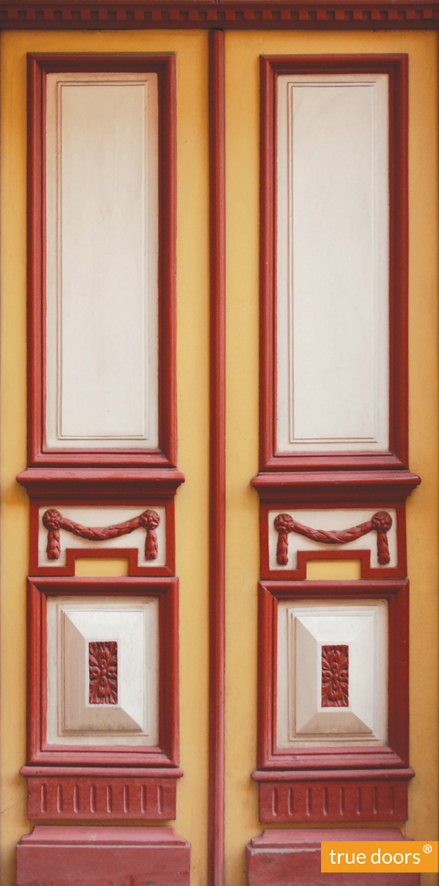 True Doors - Collection - Mustard