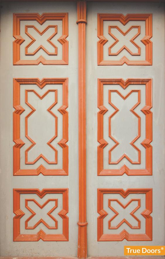 True Doors - Collection - Cement