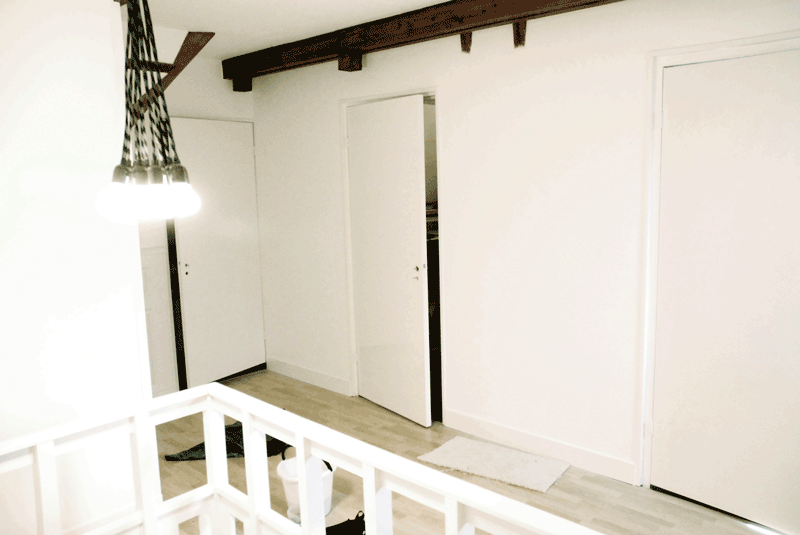 Before the True Doors transformation at a family home in Zeist Utrecht