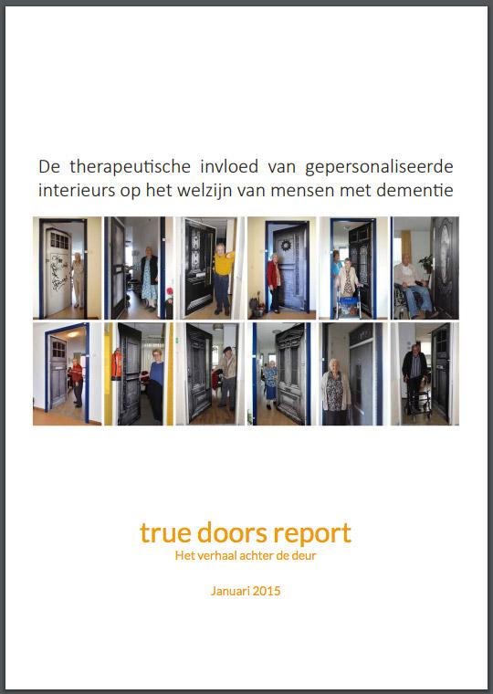 De therapeutische invloed van gepersonaliseerde interieurs op het welzijn van mensen met dementie