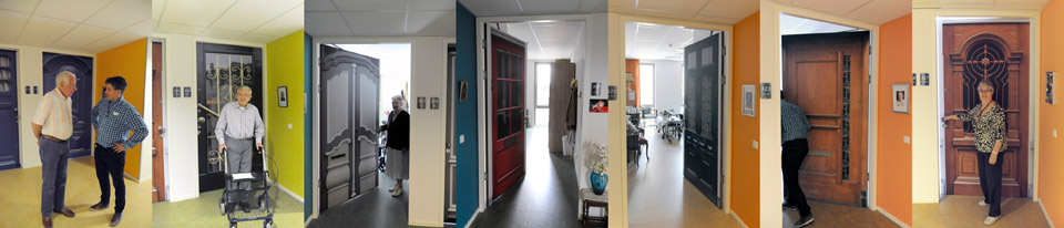 Hartverwarmende reacties en misverstanden over persoonlijke True Doors