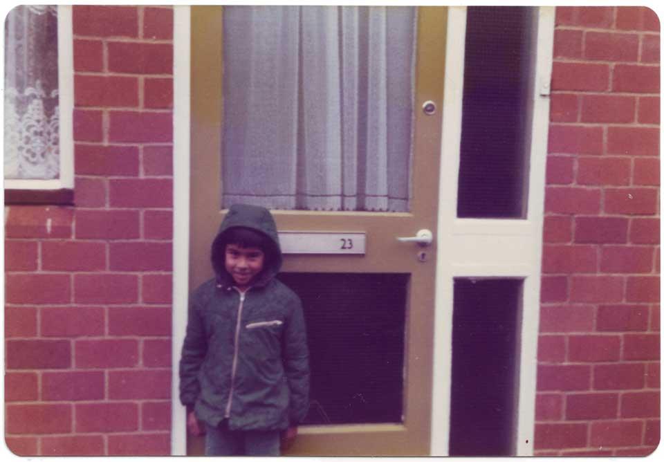 Rahzeb's school project