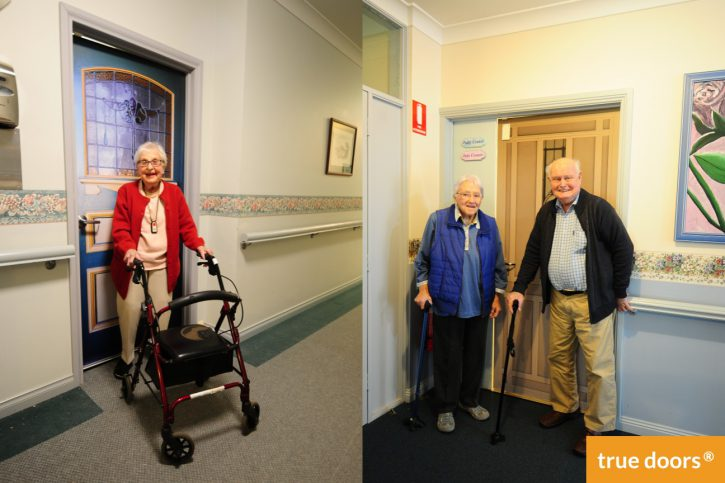 A True Doors Transformation at Cypress View Lodge Australia