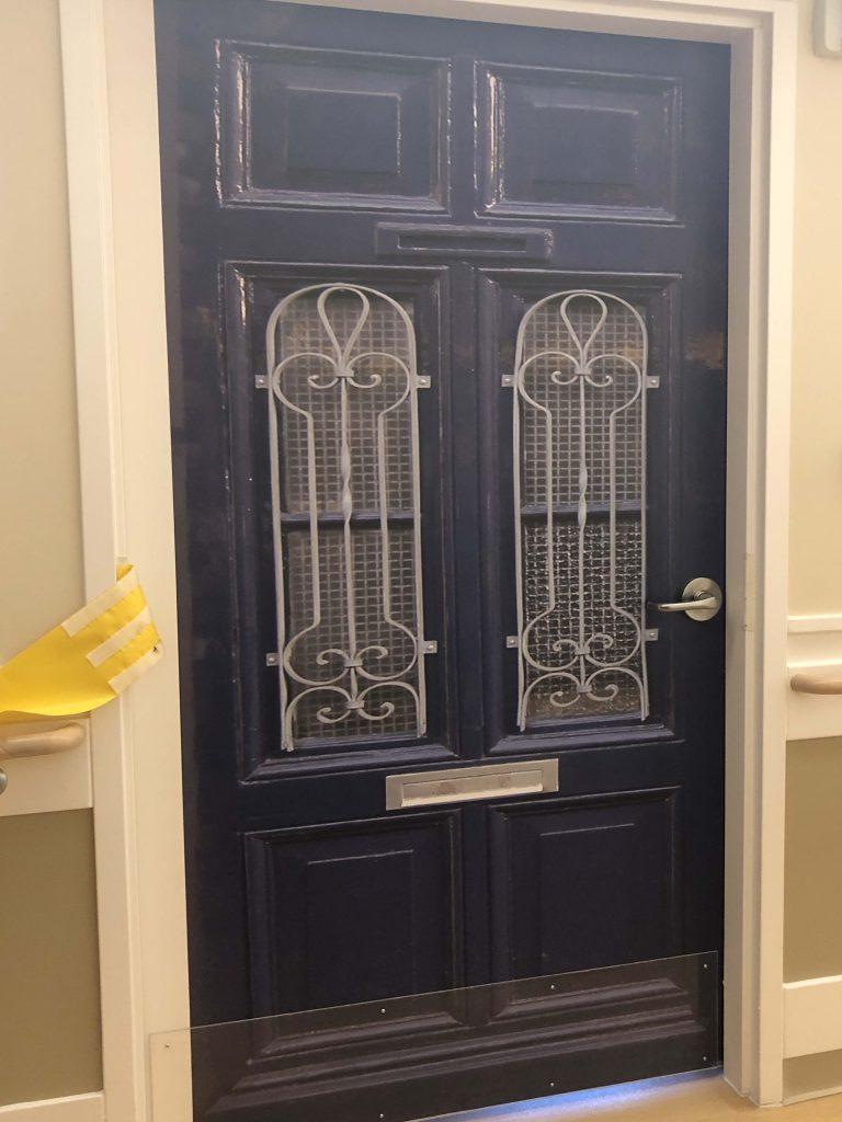 True Doors at Bedford Campus, Northwood in Nova Scotia, Canada
