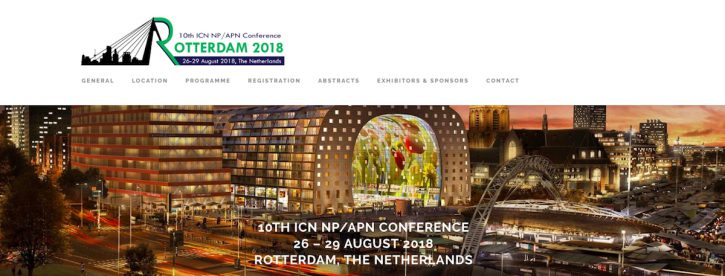 True Doors at 10th ICN NP/APN Conference Rotterdam 2018