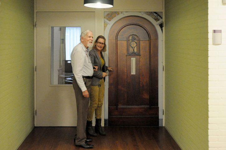 true doors project at De Passaat Archipel in Eindhoven, Netherlands