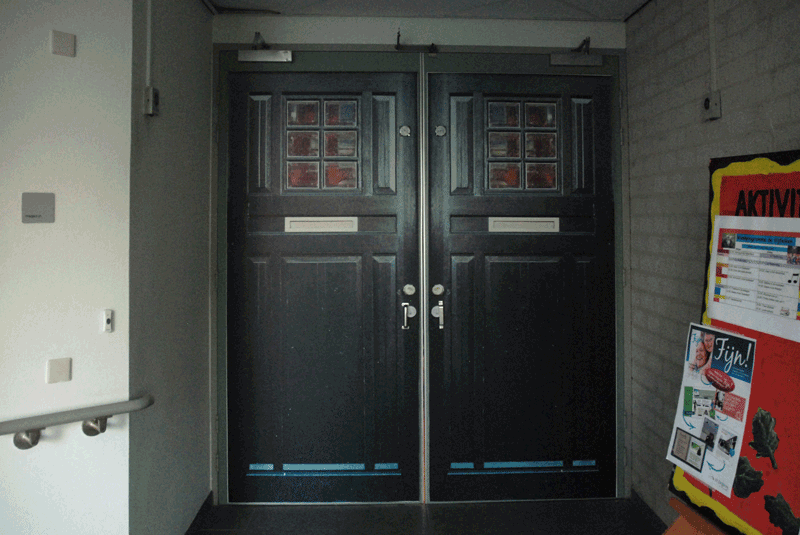 After the True Doors transformation at De Zorgboog in Helmond, The Netherlands