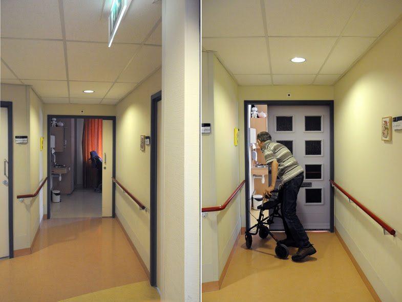 Gepersonaliseerde interieurs op het welzijn van mensen met dementie