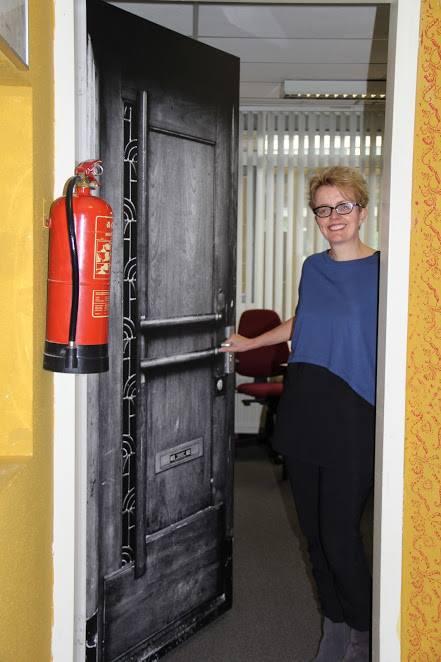 A True Door Testimonial - Renee van Vroonhoven