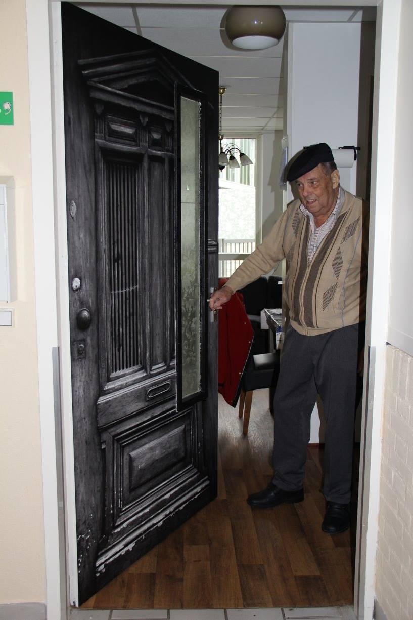 A True Door Testimonial - Dhr. van Meersbergen