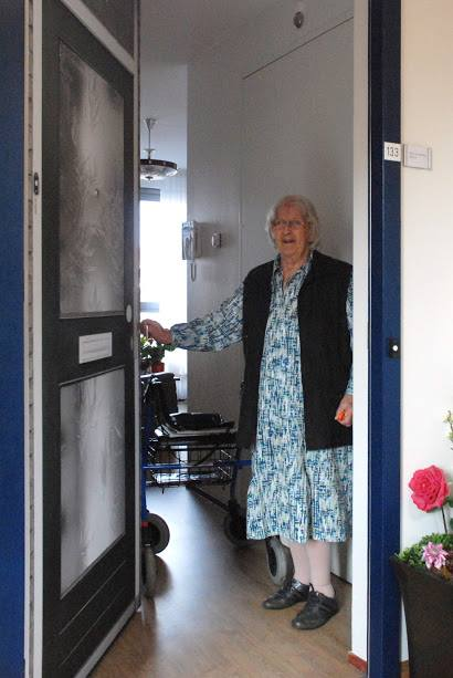 A True Door Testimonial - Mw. van der Kooy