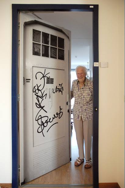 A True Door Testimonial - Mw. Eichhorn