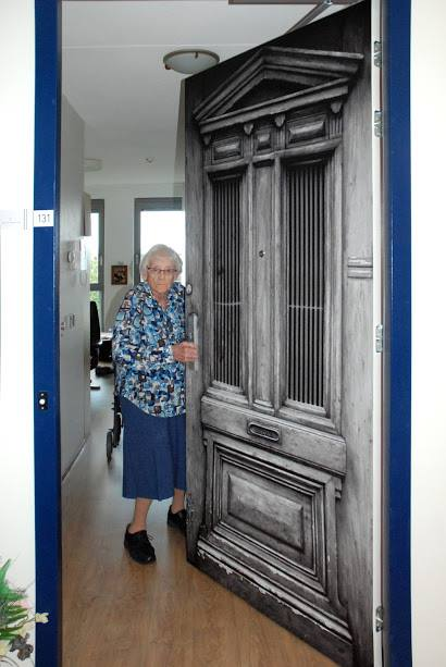 A True Door Testimonial - Mw. Hulleman