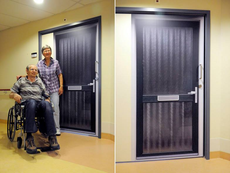 A True Door Testimonial - P.N. Berg - Rodewijk