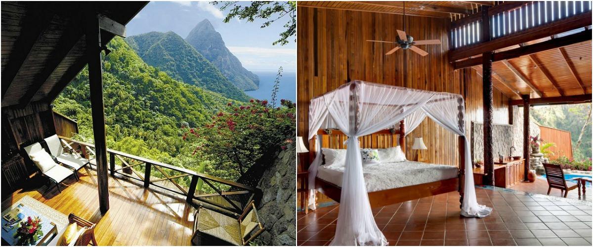 Ladera Resort - Santa Lucia