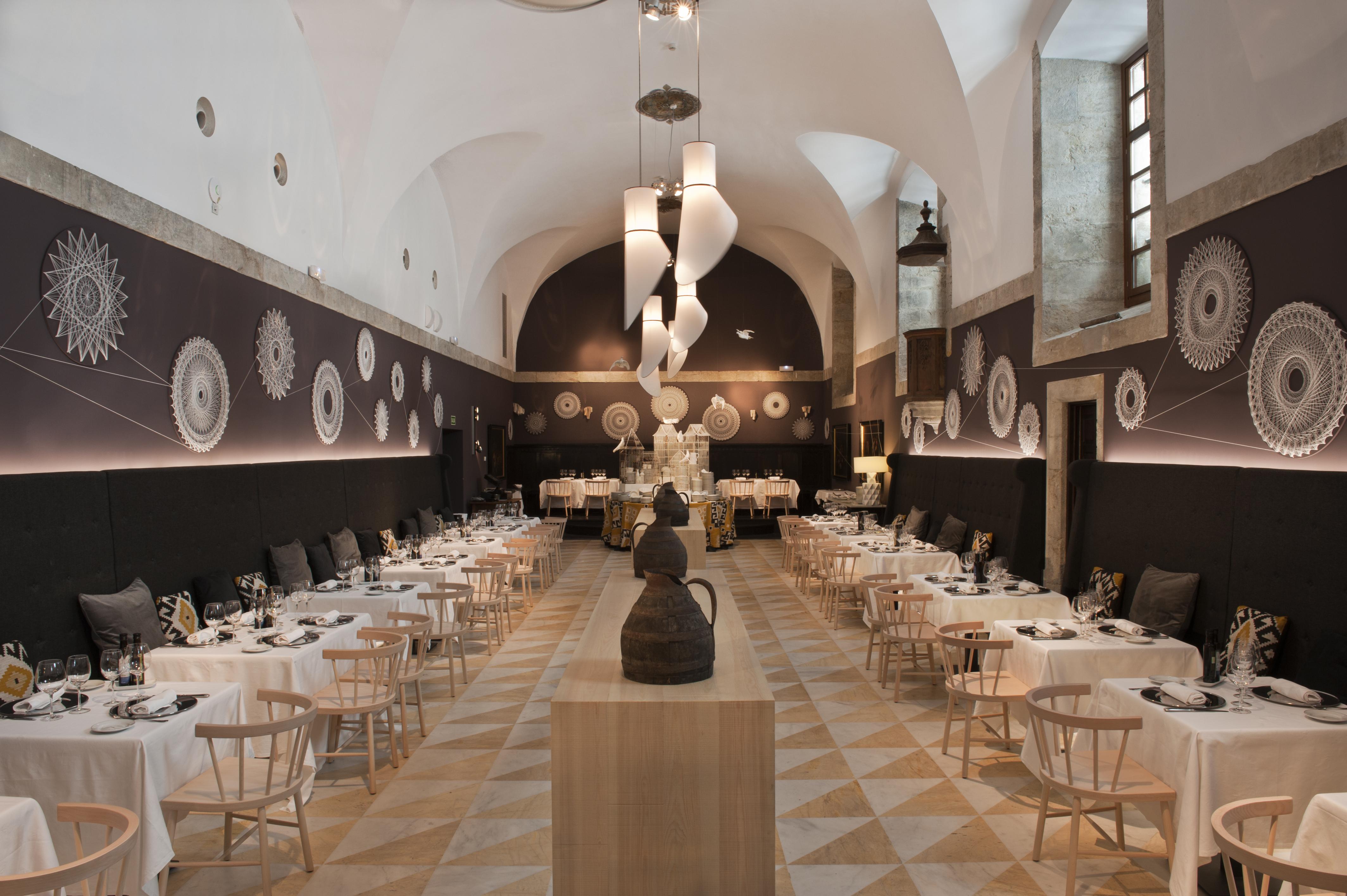 Hotel Parador de Corias, Restaurant Overview