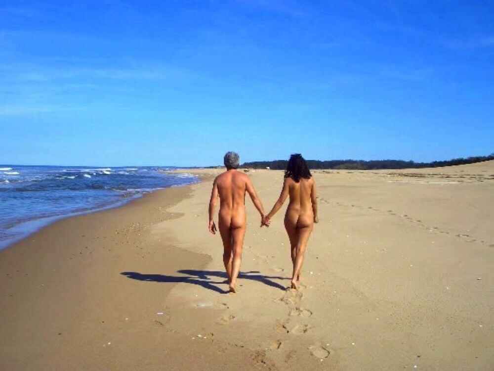 Nudist beaches west indies