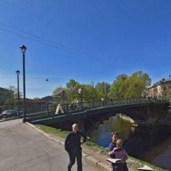 Лаврский мост 2-й