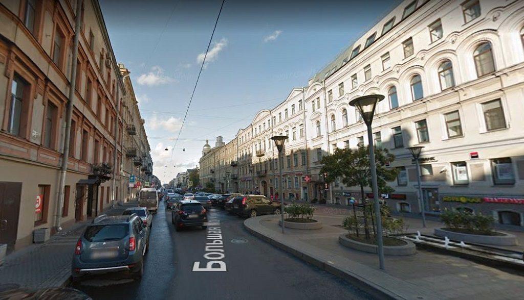 Большая Московская улица