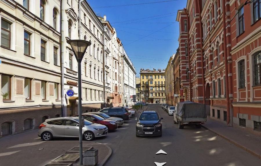 Малая Московская улица