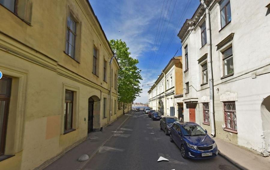 Мошков переулок