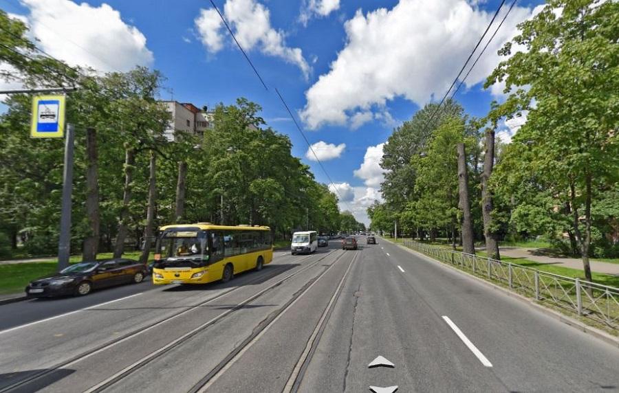 Муринский 2-й проспект