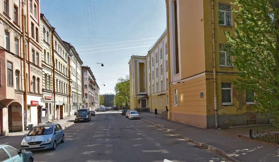 Мясная улица