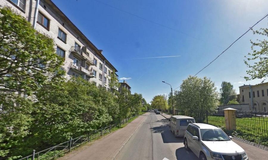 Невзоровой улица