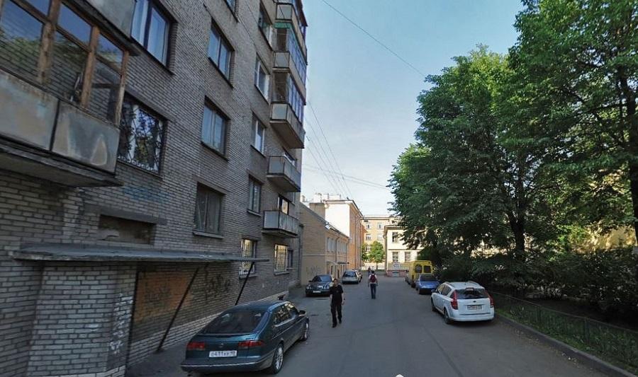 Неманский переулок