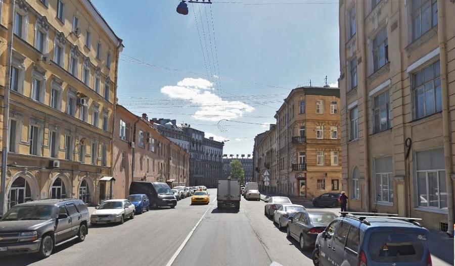 Никольский переулок