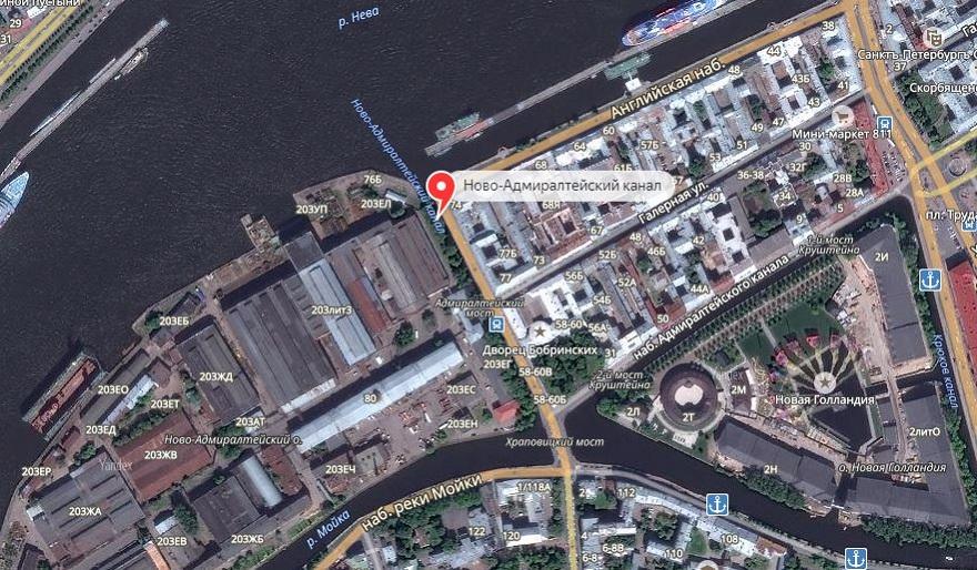 Ново-Адмиралтейский канал