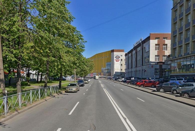 Новолитовская улица