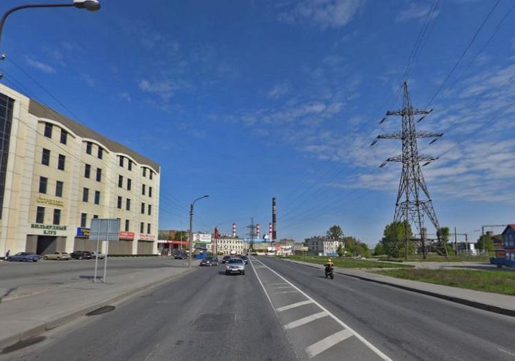 Ново-Рыбинская улица