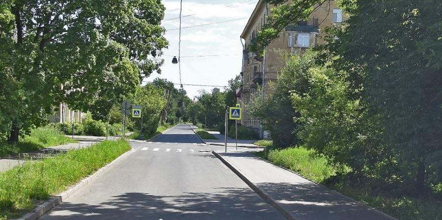 Оборонная улица