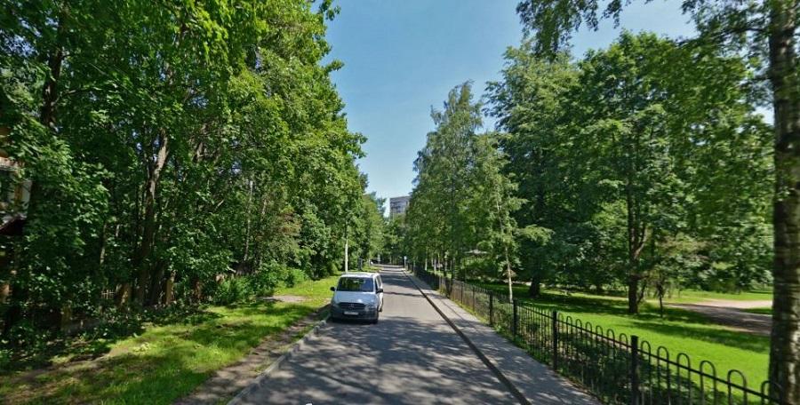 Объездная Малая улица