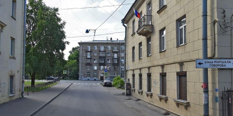 Огородный переулок