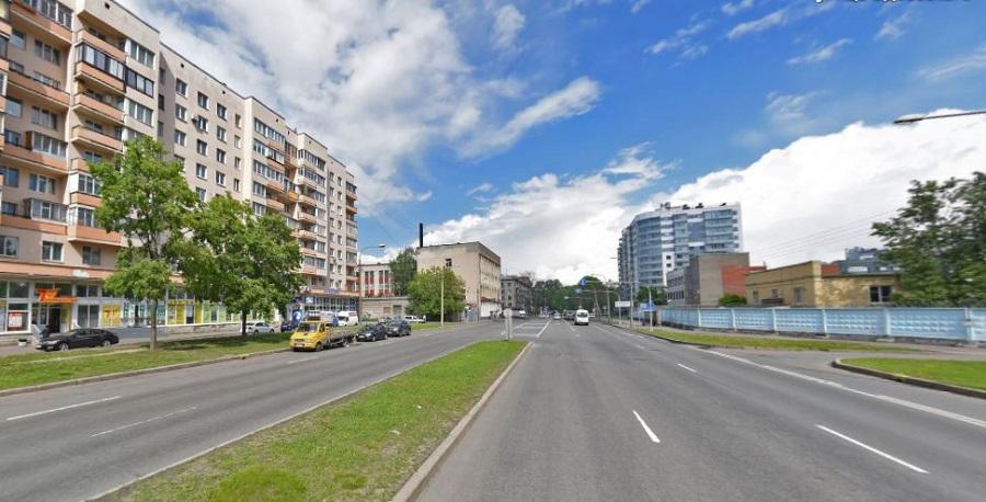 Одоевского улица