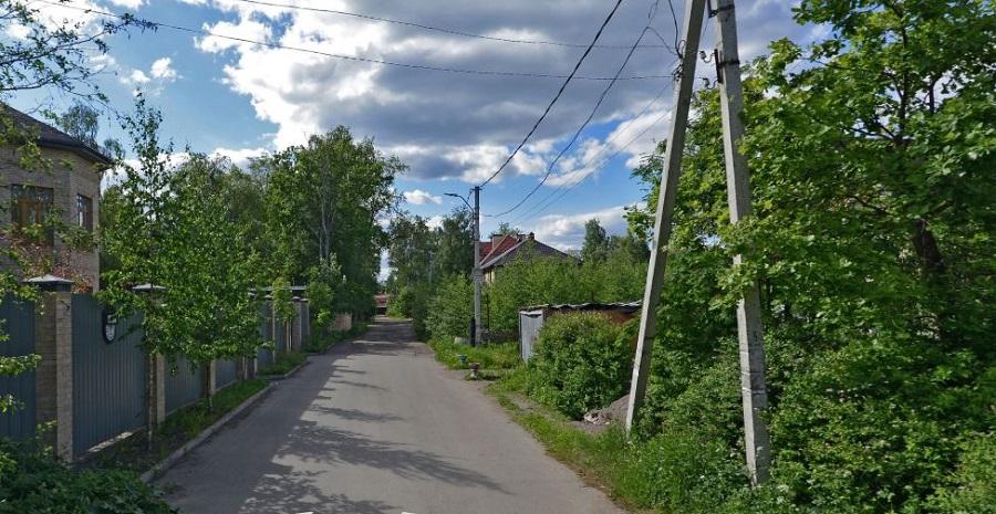 1й Озерковский переулок