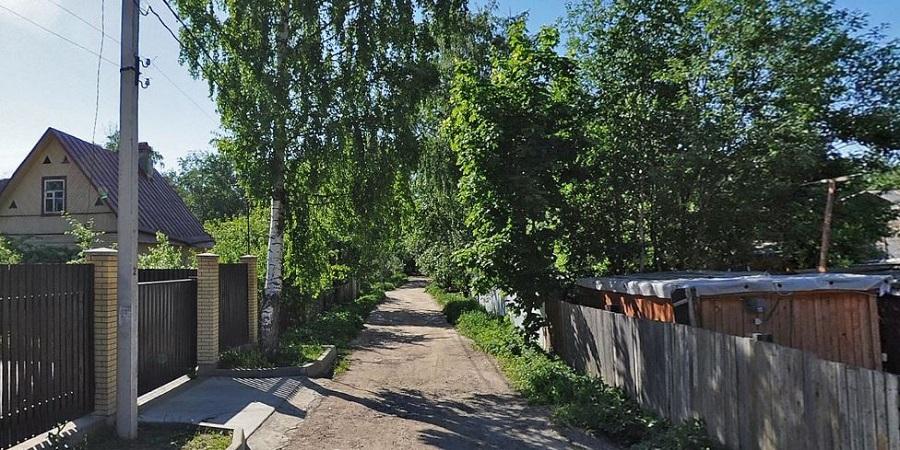 2й Озерковский переулок