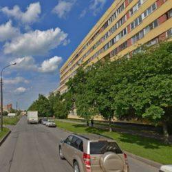 Улица Ольги Форш