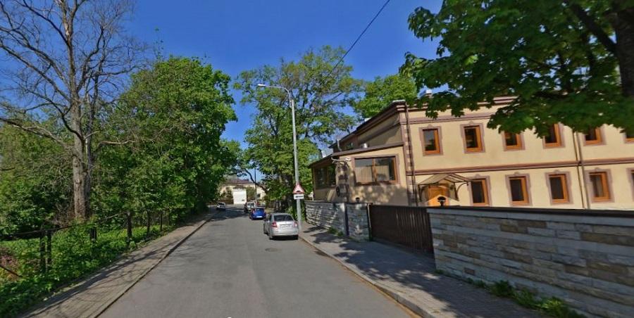 Ольгина улица