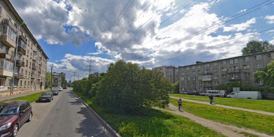 Омская улица