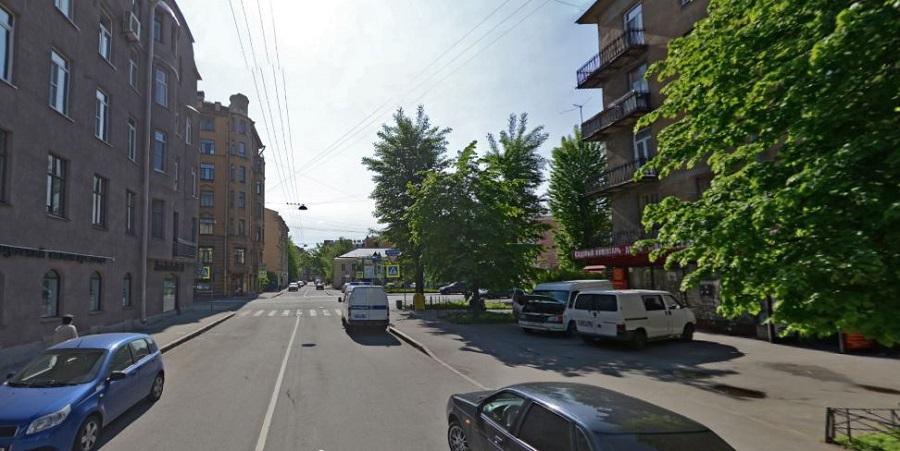 Ораниенбаумская улица