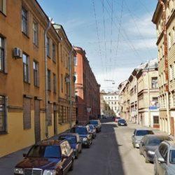Оружейника Федорова улица