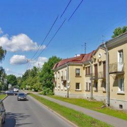 Оскаленко улица