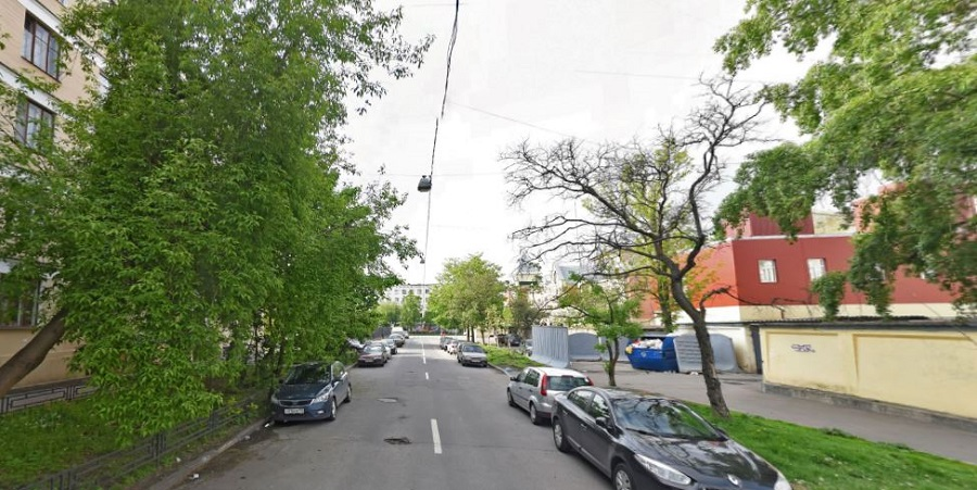 Остоумова улица