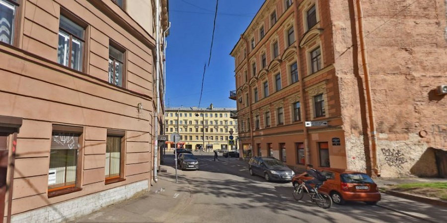 Остропольский переулок