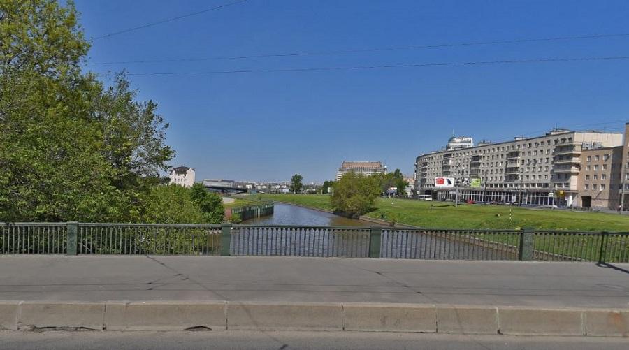 Охта река