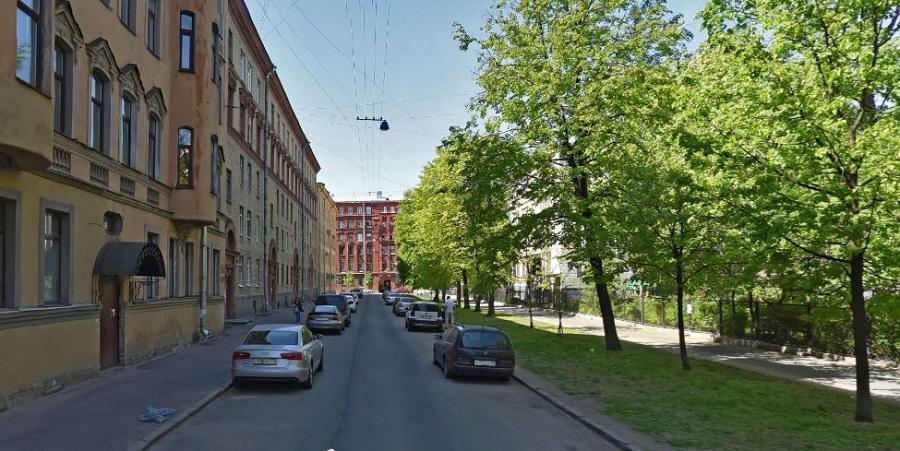 Очаковская улица