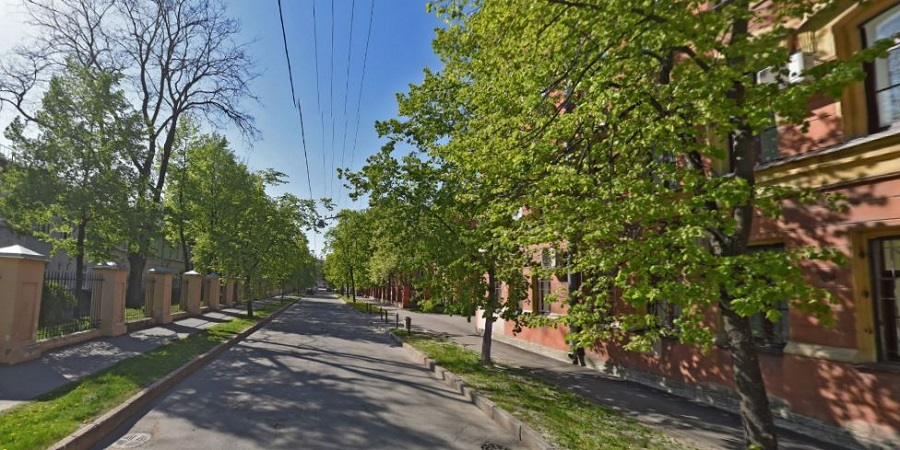 Павлоградский переулок